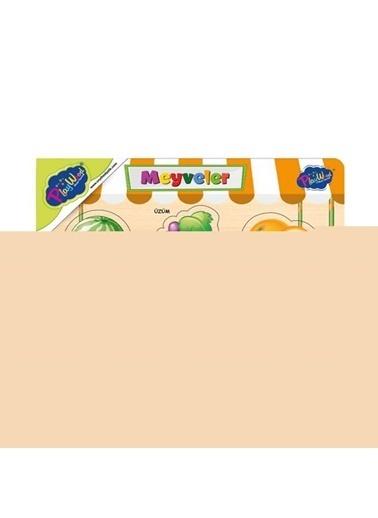 Onyıl Oyuncak 302/303 Ahşap Tutmalı Sebzeler Ve Meyveler Renkli